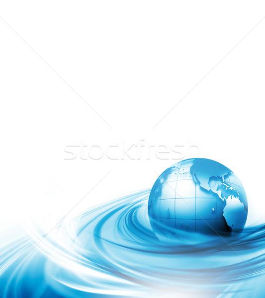 business background Stock photo © zven0