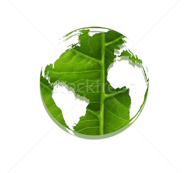 Environmental concept Stock photo © zven0