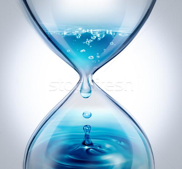 time flows Stock photo © zven0