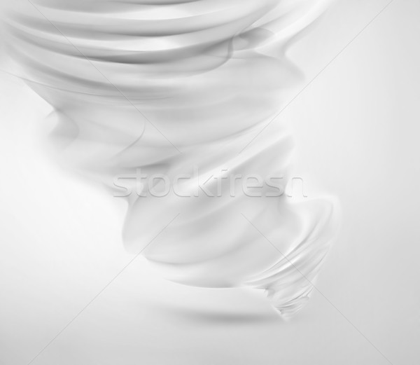 abstract white tornado  Stock photo © zven0