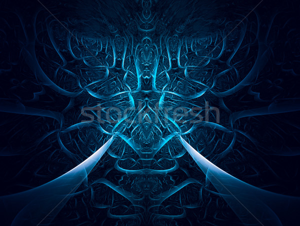 fractal design Stock photo © zven0