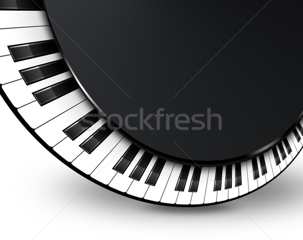 musical background  Stock photo © zven0