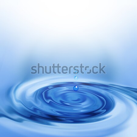 water drops Stock photo © zven0