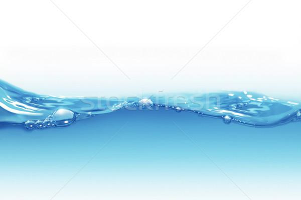 água ar bubbles mar projeto beleza Foto stock © zven0