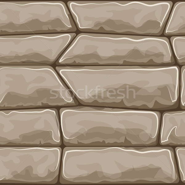 stone seamless pattern Stock photo © zybr78
