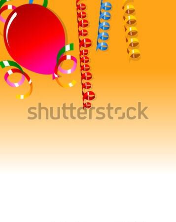 празднования элемент Сток-фото © zzve